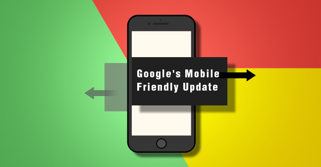 Googles mobile friendly update
