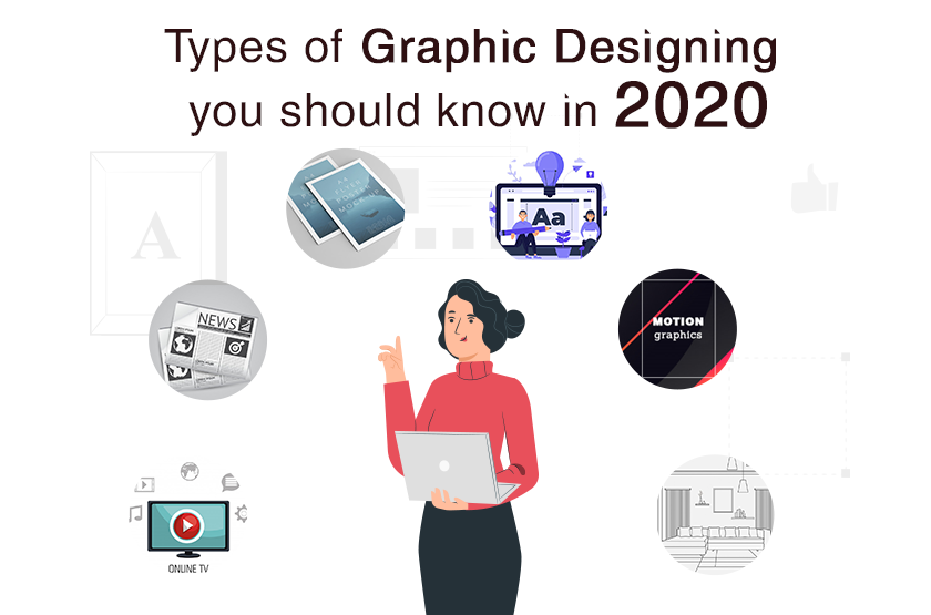 Types of Graphic Designing
