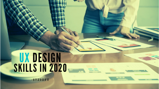 UX Design skills in 2020